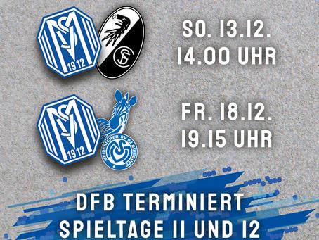 Spieltage in der FLYERALARM Frauen-Bundesliga angesetzt