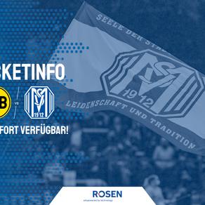 Ticketinfo: Auswärtstickets BVB