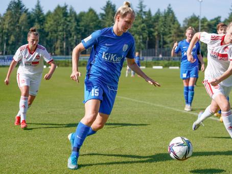 SVM-Frauen feiern auch gegen Nürnberg Drei-Punkte-Erfolg