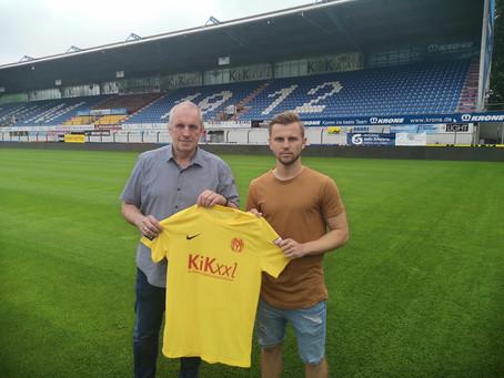 David Blacha verstärkt SV Meppen