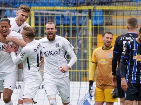 Überzeugender Sieg in Mannheim