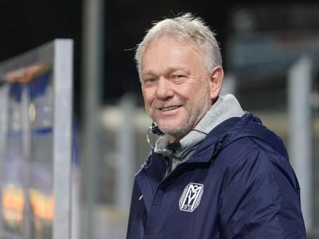 Mario Neumann bleibt Co-Trainer des SVM