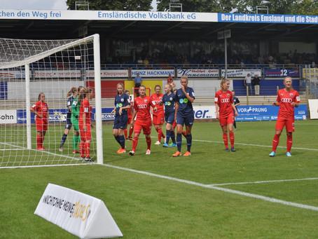 Fokus behalten   SVM-Frauen zu Gast in Ingolstadt