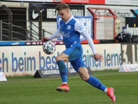 Pokalspiel in Delmenhorst