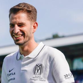 Der SV Meppen gratuliert Theo Dedes zum Erwerb der A-Lizenz