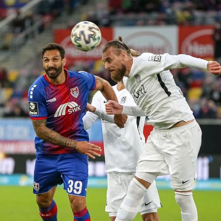 Heimspiel gegen den KFC Uerdingen abgesagt
