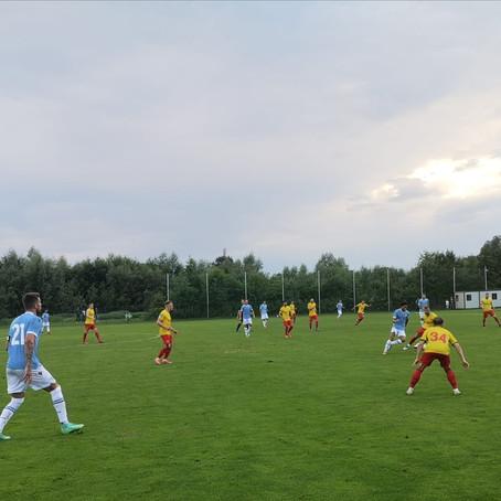 Unentschieden im Testspiel gegen Lazio Rom