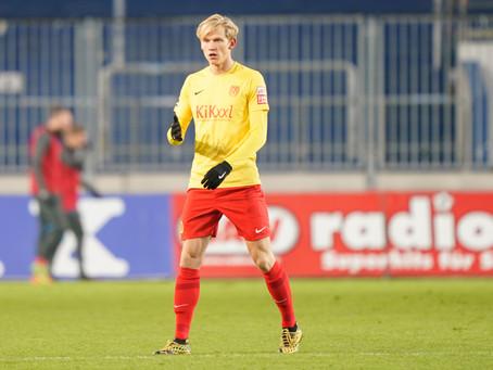 Ted Tattermusch wechselt zu Dortmund II