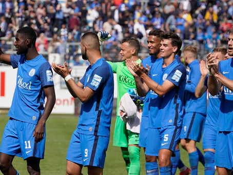 Erst Lazio, dann Hertha!