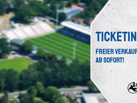 Freier Ticketverkauf