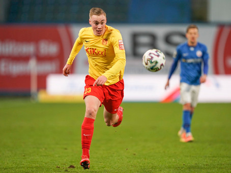Spannendes Duell in Duisburg