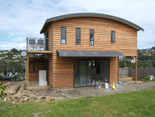 A House Extension in Mairangi Bay