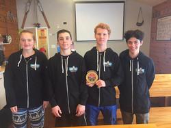 2nd Fastest Junior Team