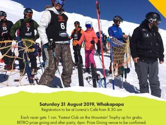Rangatira Alpine Trophy Race 2019