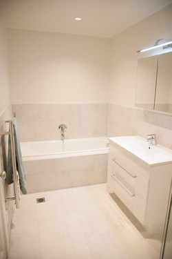Epsom Villa Renovation, Bathroom
