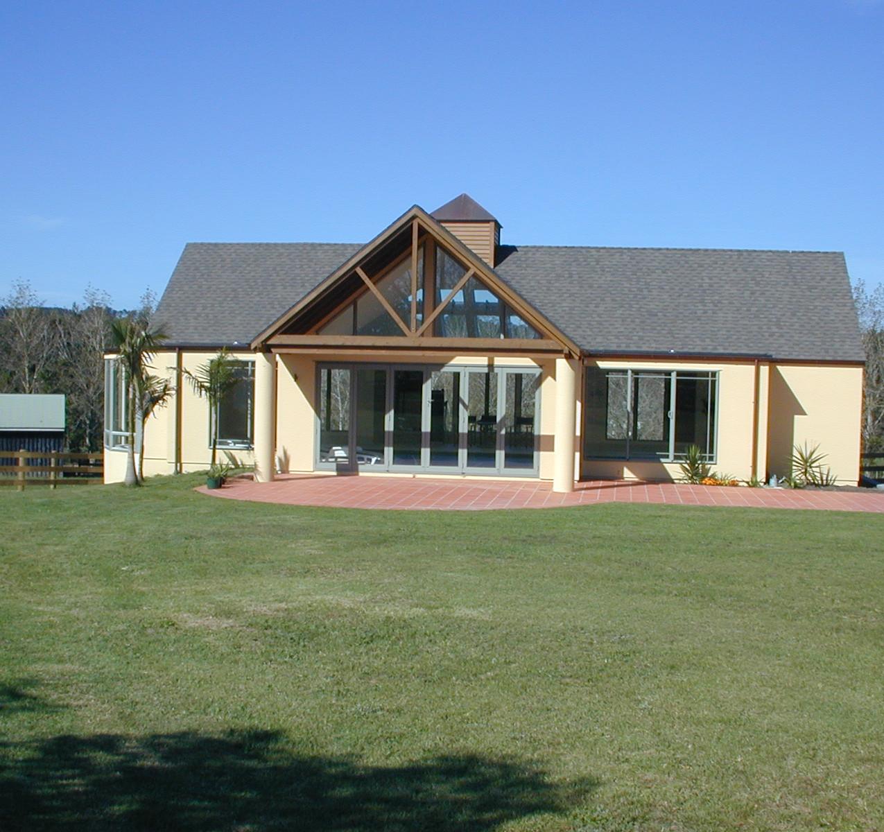 Whitford Pool House