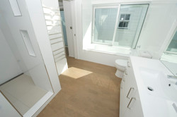 Parnell New Home, Bathroom