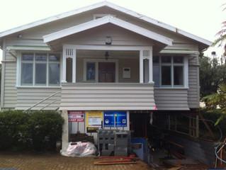 Basement Renovation Under an Auckland Villa