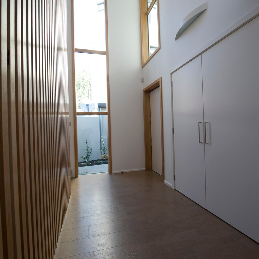 Parnell new home hallway