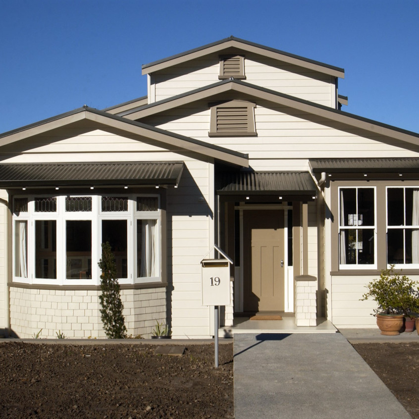 Northcote Point Heritage New Home After