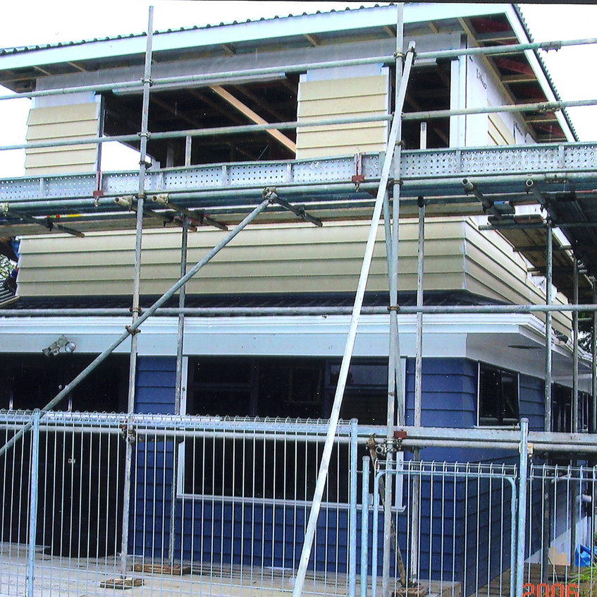 Hillcrest Second Storey During