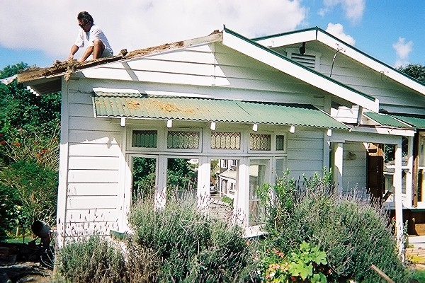 Northcote Point Heritage Building Before