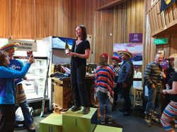 Rangatira Alpine Trophy Race - Prize Giving