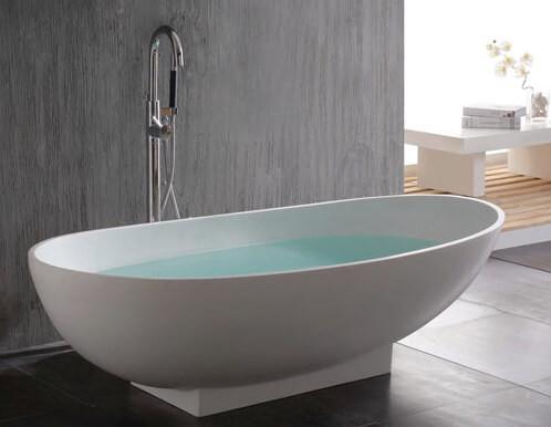 Bath and bathroom