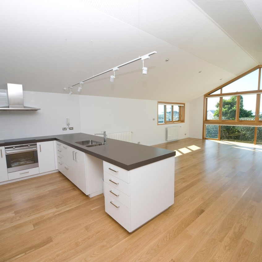 Parnell new home kitchen