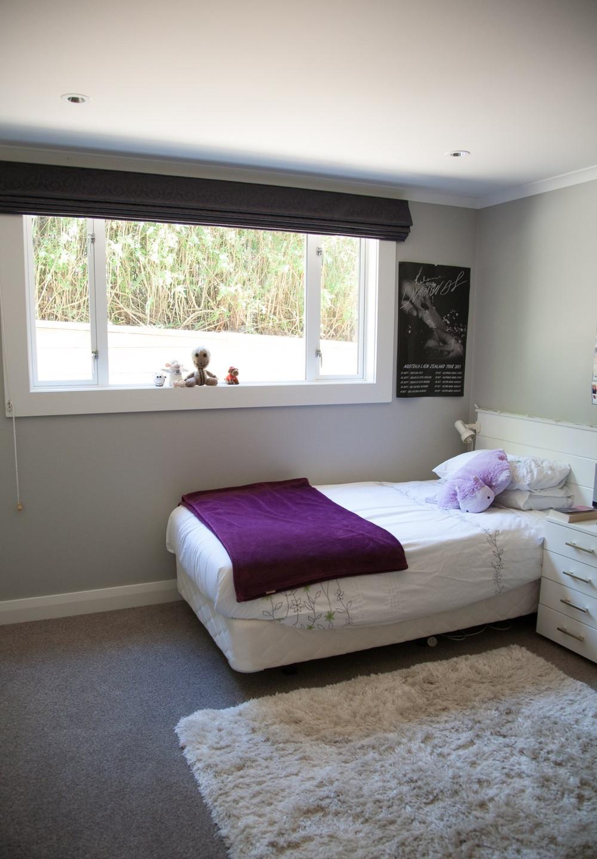 Epsom basement renovation bedroom