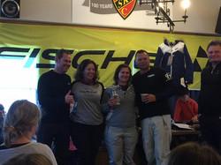 2nd Fastest Snowboard team