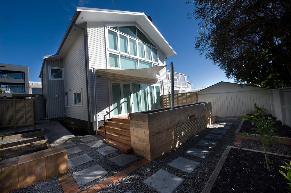 Custom Built New House in Parnell