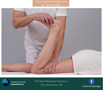 Sport Therapeutic Massage Fort McMurray