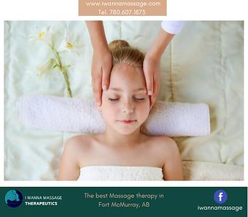ChildYouth Massage Fort McMurray I WANNA