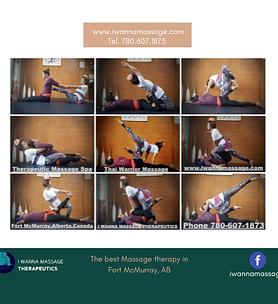 Thai Warrior Massage Thai Yoga world cha