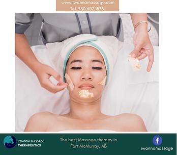 pure Gold Face Massage I WANNA MASSAGE F