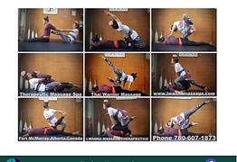 Thai Warrior Massage Thai Yoga world championship massage fort mcmurray.png