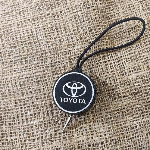 Арома диск с логотипом Toyota