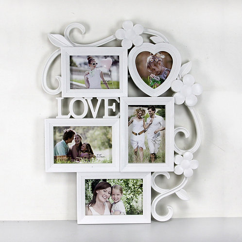 Мультирамка Love