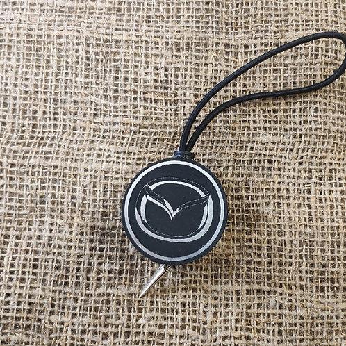 Арома диск с логотипом Mazda