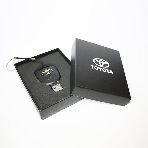 usb Флеш-накопитель на 32гб с логотипом  Toyota