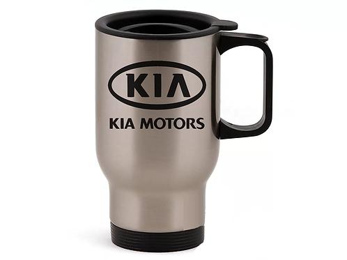 Автомобильная термокружка KIA