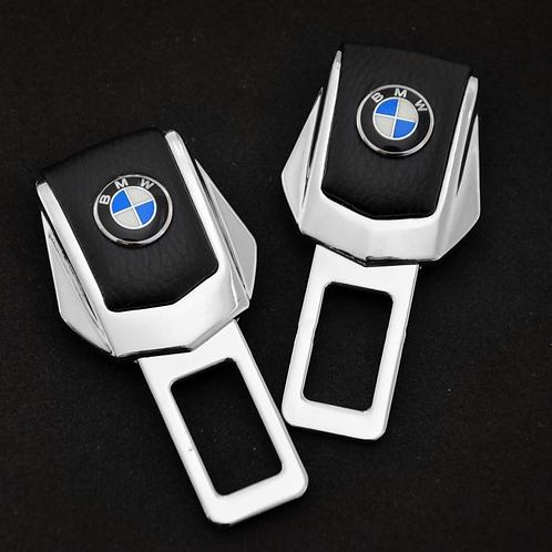 Заглушки замка для ремней безопасности в автомобиль BMW 2 шт