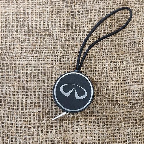 Арома диск с логотипом Infiniti