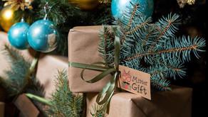 Корпоративные подарки клиентам на Новый год 2021