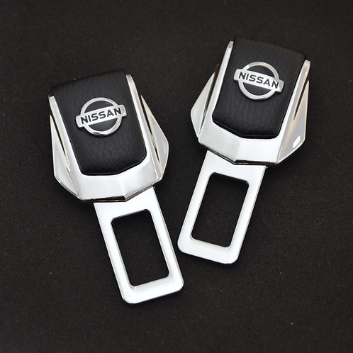 Заглушки замка для ремней безопасности в автомобиль NISSAN 2 шт