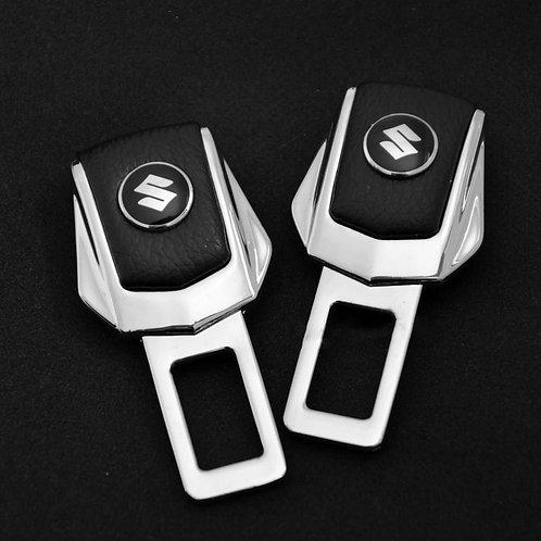 Заглушки замка для ремней безопасности в автомобиль SUZUKI 2 шт