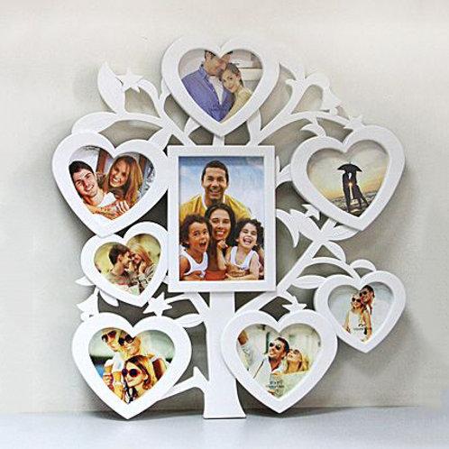 Фоторамка мультирамка коллаж семейное дерево