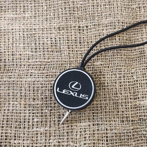 Арома диск с логотипом Lexus