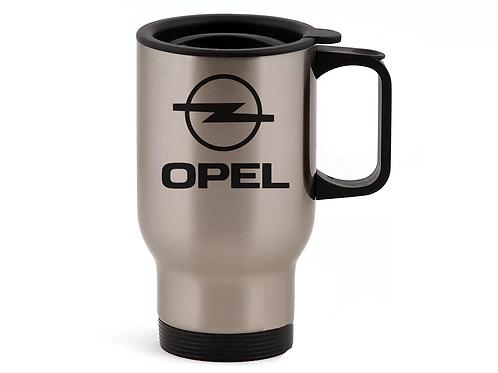 Автомобильная термокружка OPEL